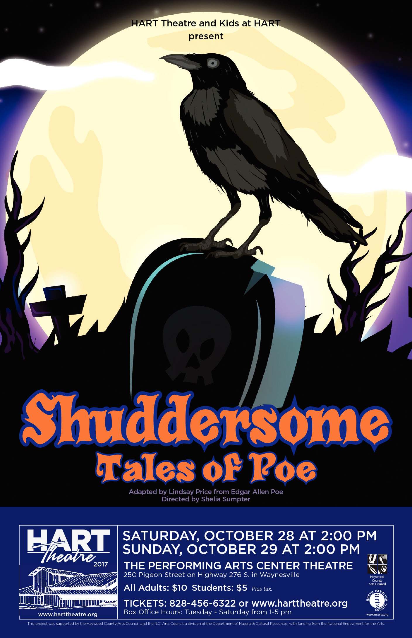SHUTTERSOME Tales of Poe