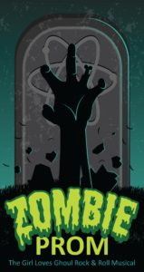 ZOMBIE PROM the musical