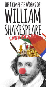 The Complete Works of William Shakespeare (abridged) @ Feichter Studio Theatre at HART | Waynesville | North Carolina | United States