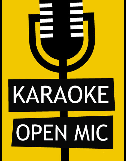 OPEN MIC NIGHTS In Harmons' Den Bistro at HART – Saturdays through April from 8:00 pm