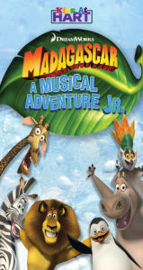 Madagascar – A Musical Adventure JR.March 10 – 18